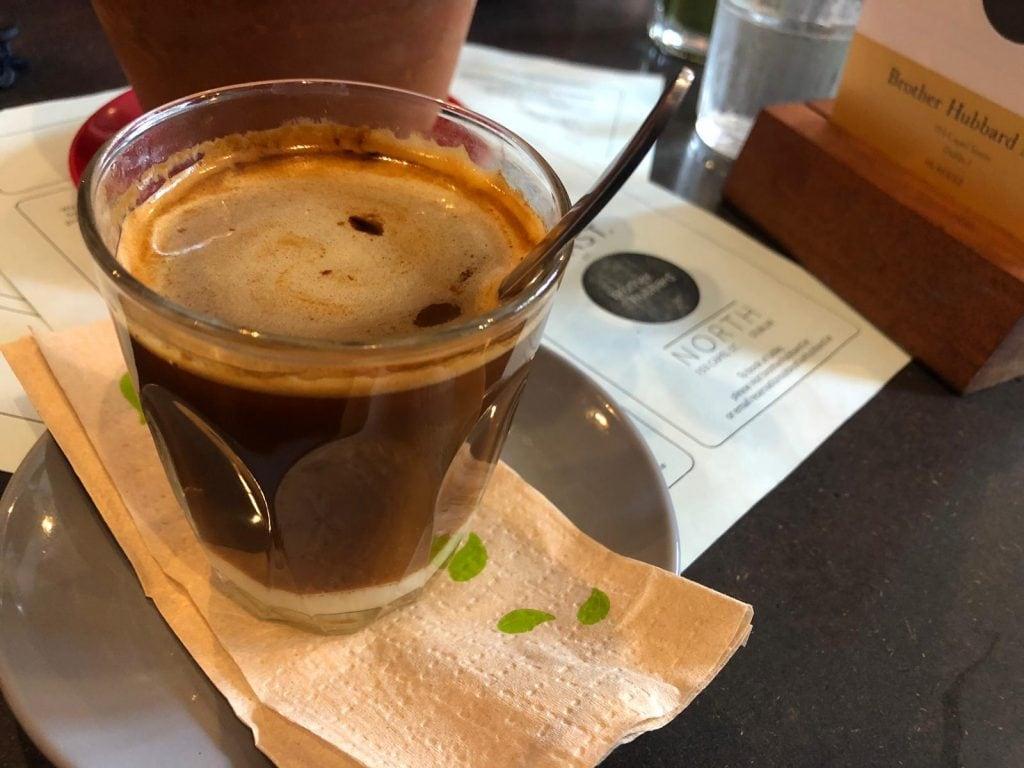 Brother Hubbard Black Coffee